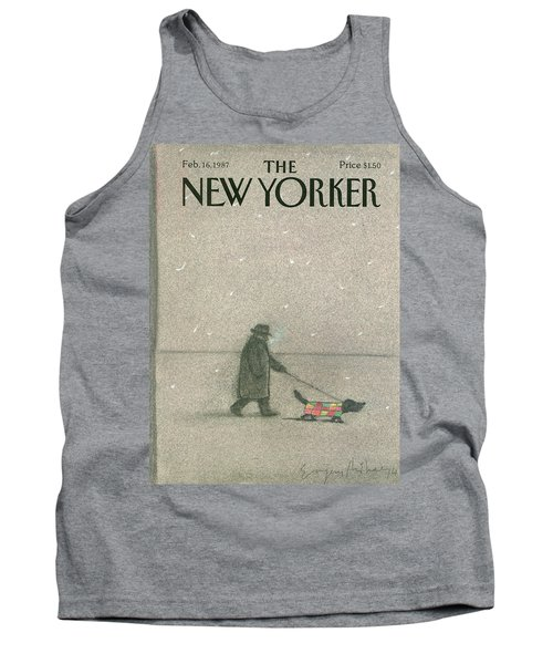 New Yorker February 16th, 1987 Tank Top
