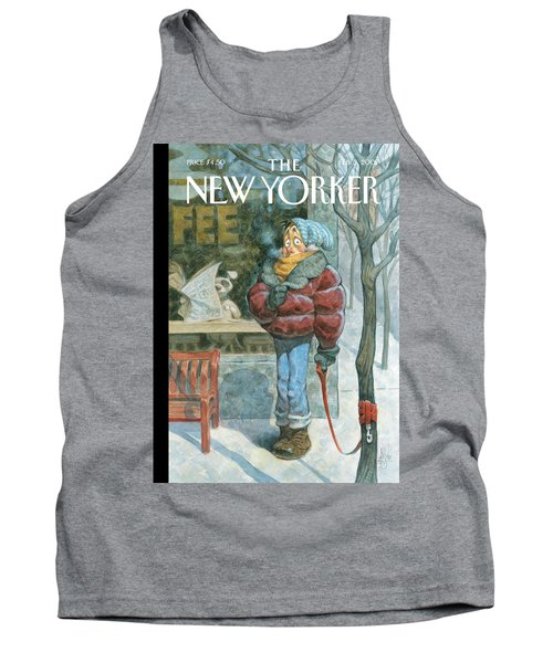 New Yorker February 5th, 2007 Tank Top