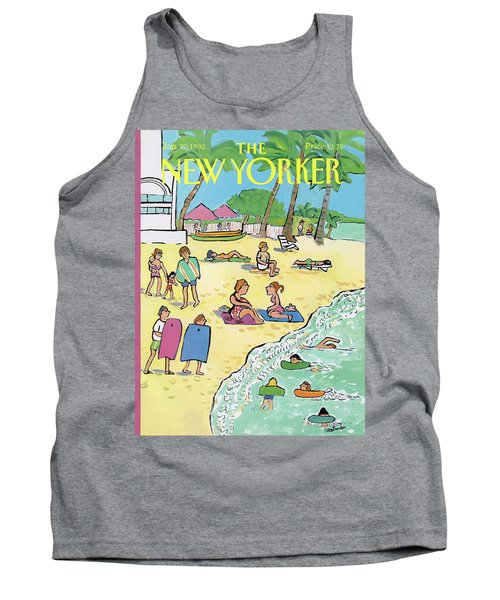 New Yorker January 20th, 1992 Tank Top