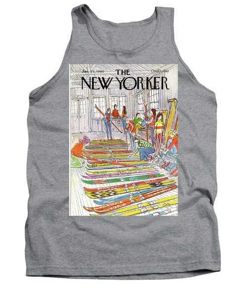 New Yorker January 21st, 1980 Tank Top