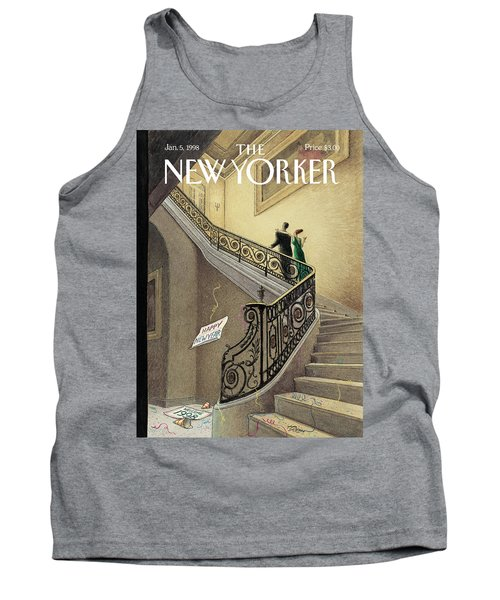 New Yorker January 5th, 1998 Tank Top