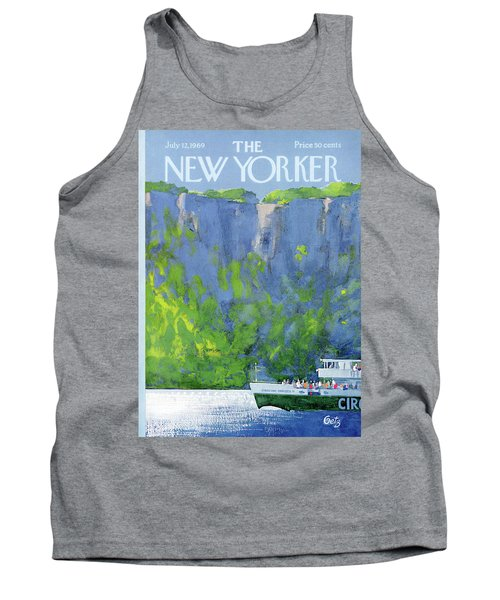 New Yorker July 12th, 1969 Tank Top