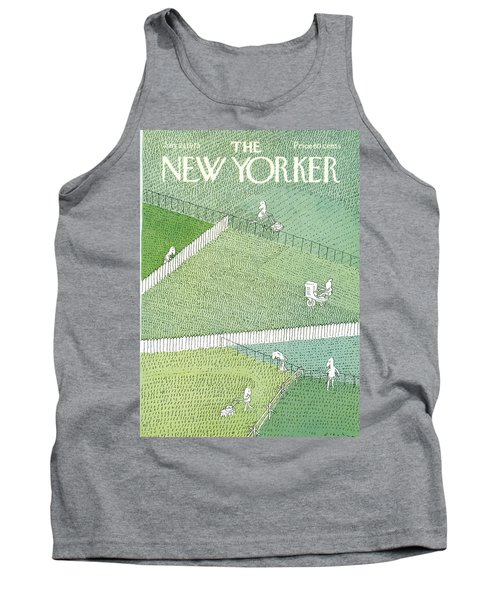 New Yorker July 21st, 1975 Tank Top