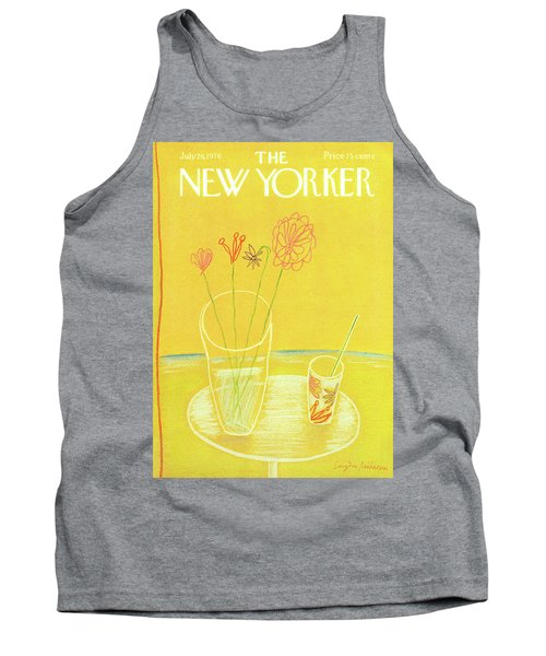 New Yorker July 26th, 1976 Tank Top
