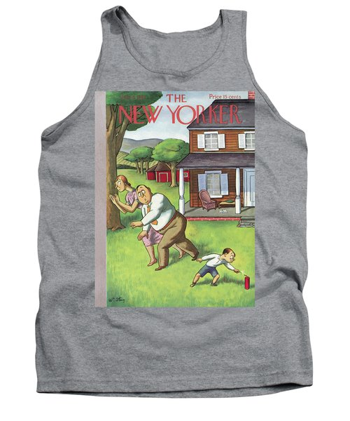 New Yorker July 3rd, 1937 Tank Top