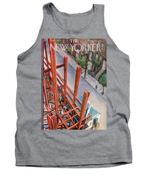 New Yorker July 9th, 1955 Tank Top