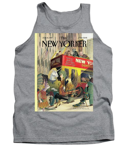 New Yorker June 16th, 1997 Tank Top