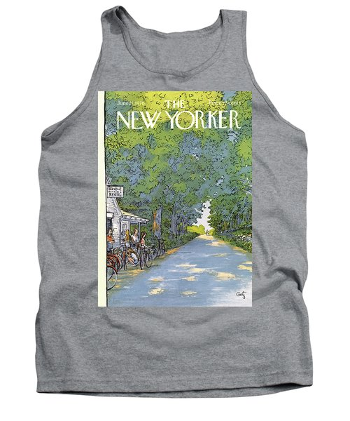 New Yorker June 21st, 1976 Tank Top