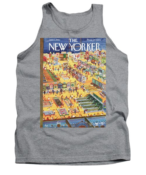 New Yorker June 2nd, 1962 Tank Top