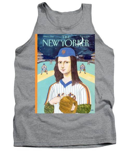 New Yorker June 3rd, 1991 Tank Top