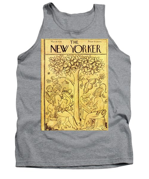 New Yorker March 14 1936 Tank Top