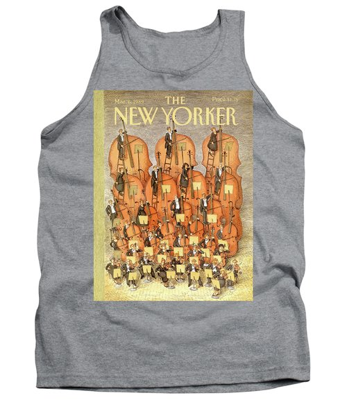 New Yorker March 6th, 1989 Tank Top