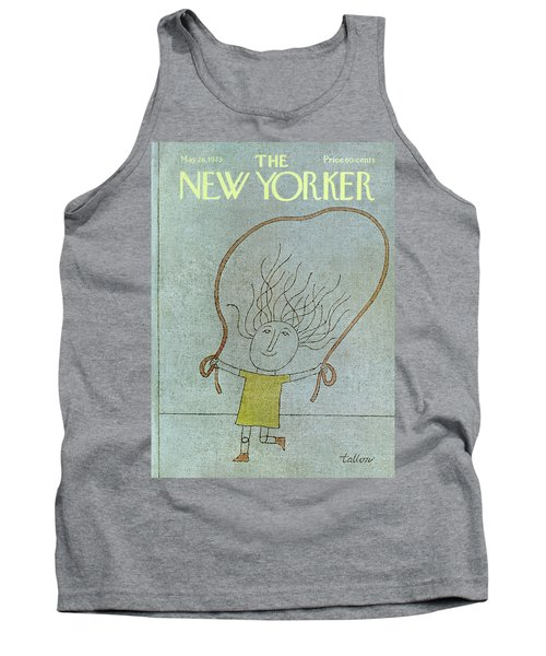 New Yorker May 26th, 1975 Tank Top