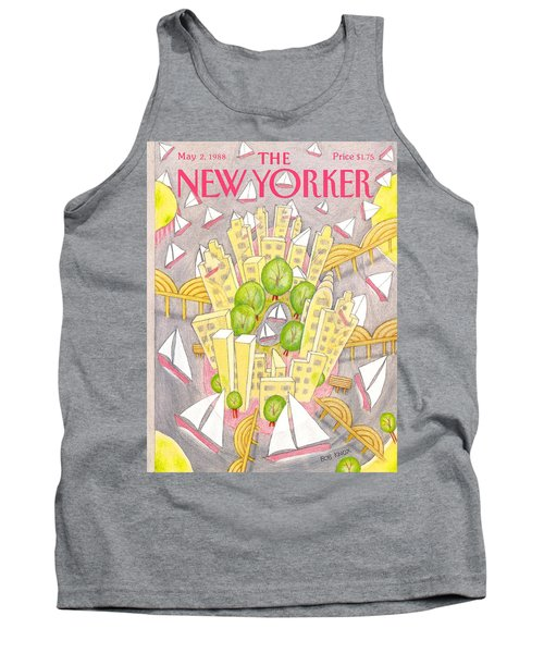 New Yorker May 2nd, 1988 Tank Top