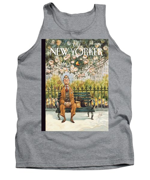 New Yorker May 30th, 2005 Tank Top