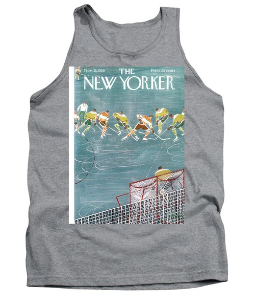 New Yorker November 21st, 1959 Tank Top