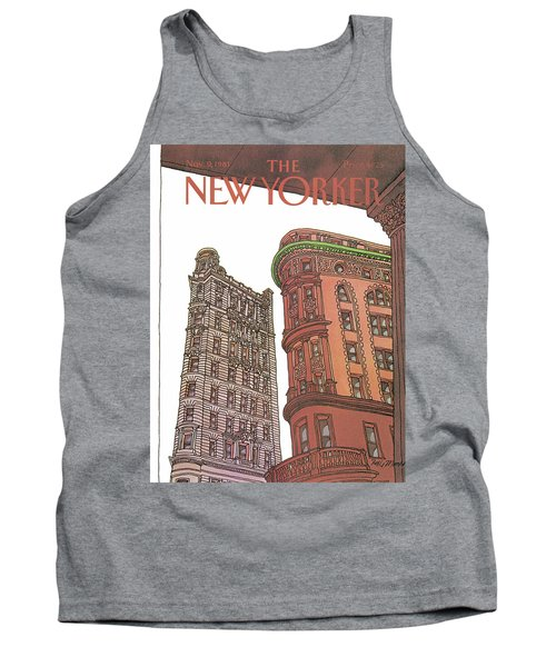 New Yorker November 9th, 1981 Tank Top