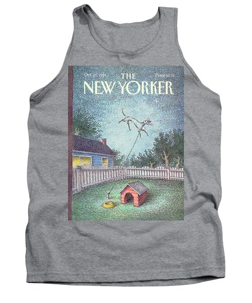 New Yorker October 21st, 1991 Tank Top