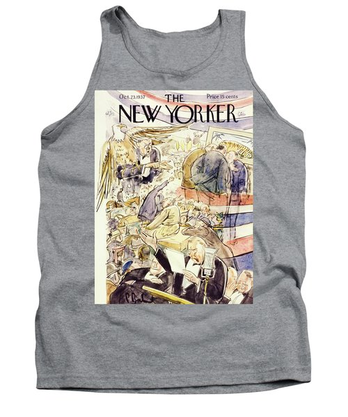 New Yorker October 23 1937 Tank Top