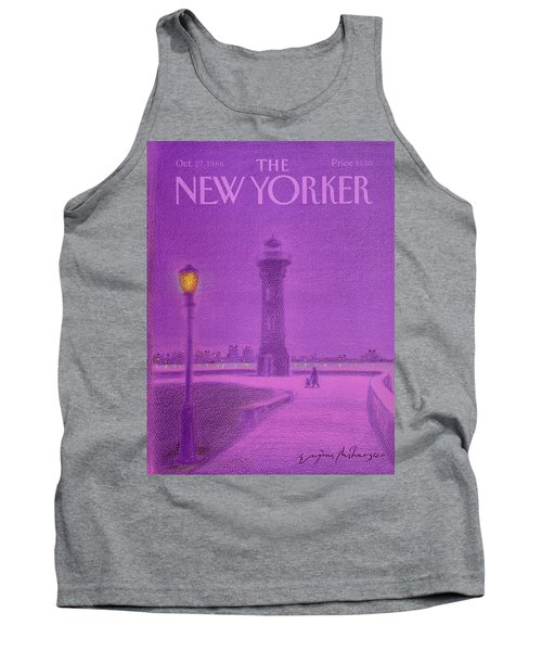 New Yorker October 27th, 1986 Tank Top