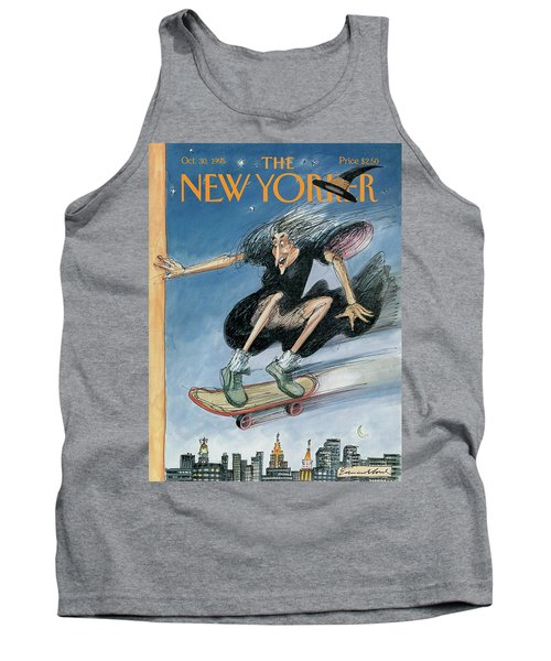 New Yorker October 30th, 1995 Tank Top