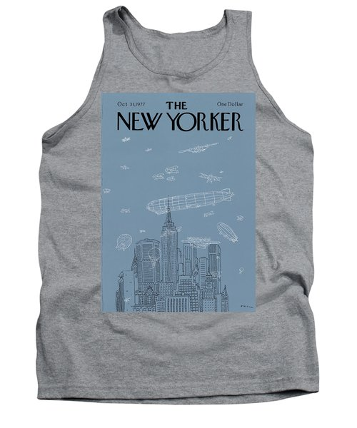 New Yorker October 31st, 1977 Tank Top