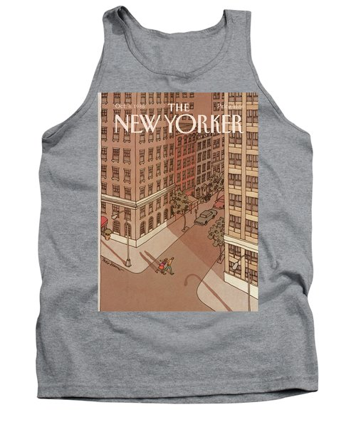 New Yorker October 6th, 1986 Tank Top