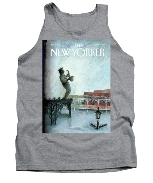 New Yorker September 12th, 2005 Tank Top