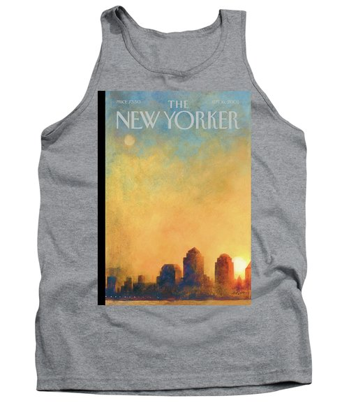 New Yorker September 16th, 2002 Tank Top
