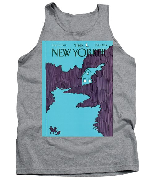 New Yorker September 21st, 1981 Tank Top