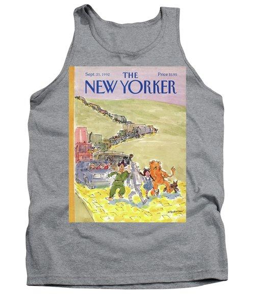 New Yorker September 21st, 1992 Tank Top