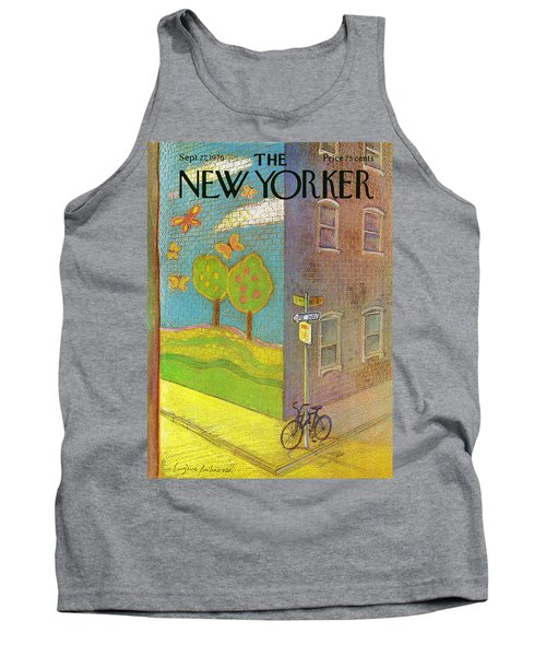 New Yorker September 27th, 1976 Tank Top