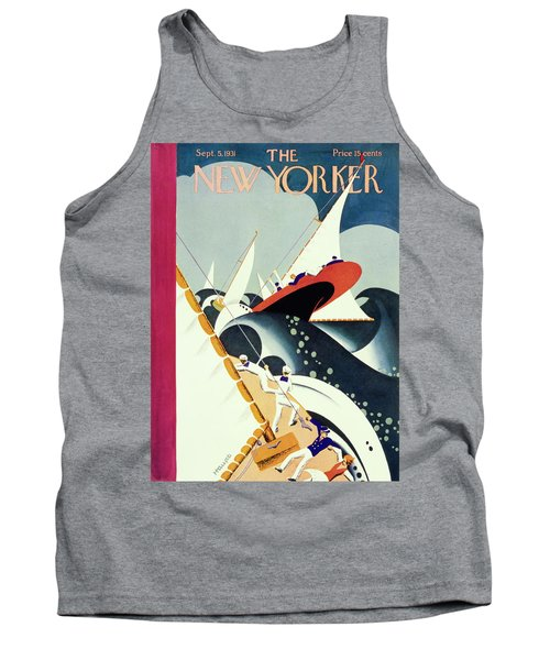 New Yorker September 5 1931 Tank Top