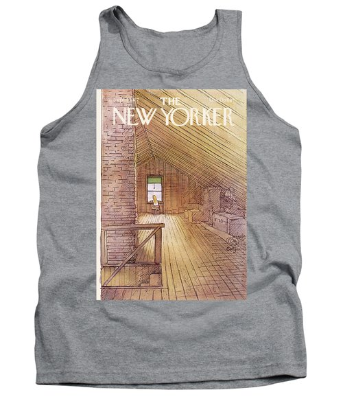 New Yorker September 5th, 1977 Tank Top