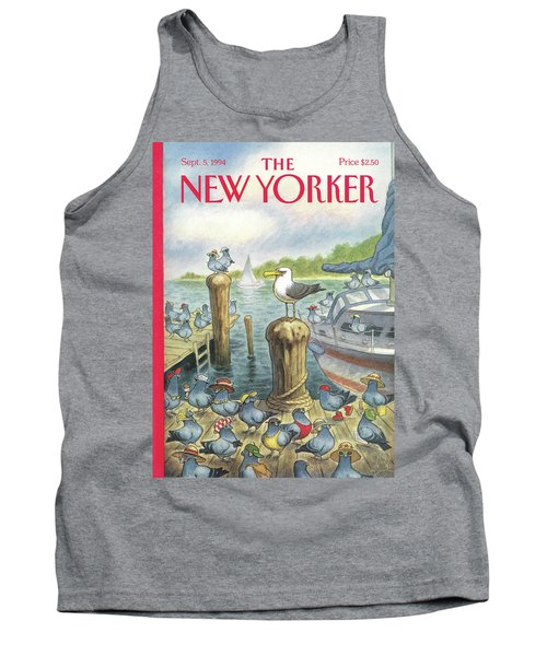 New Yorker September 5th, 1994 Tank Top
