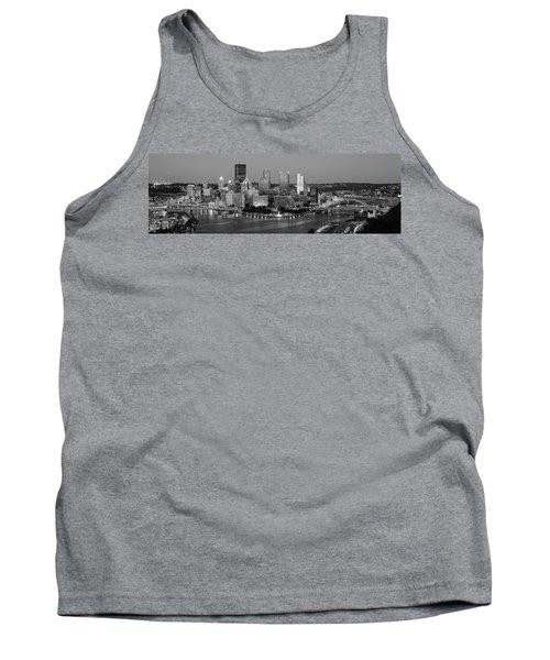 Night, Pittsburgh, Pennsylvania Tank Top