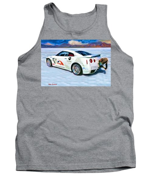 Nissan Salt Flats Tank Top