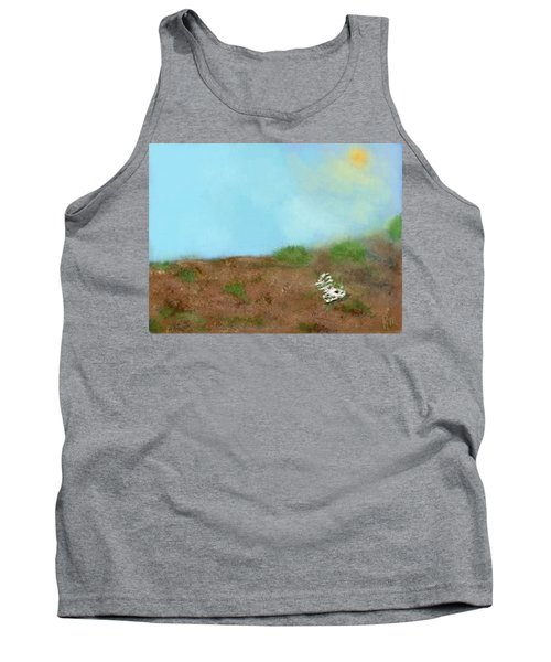 No Man's Land Tank Top