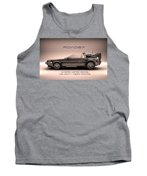 No Roads Tank Top