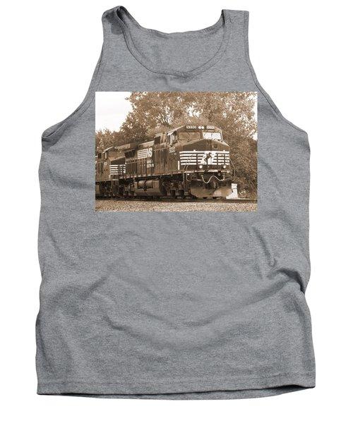 Norfolk Southern Freight Train Tank Top