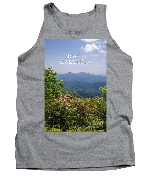 North Carolina Mountains Tank Top