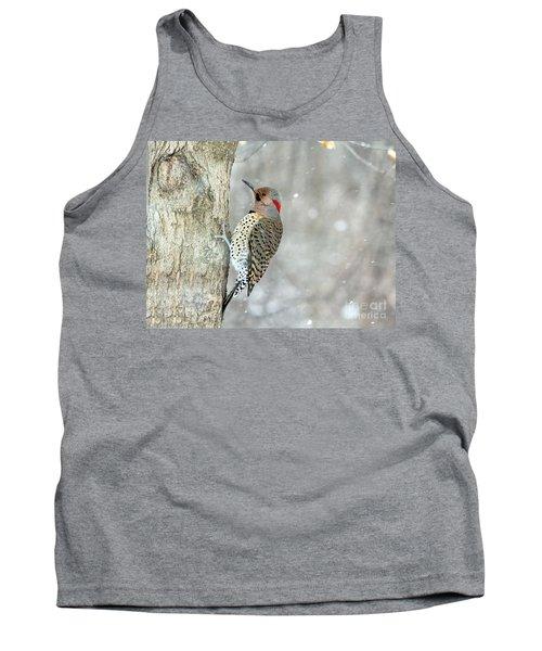 Northern Flicker Woodpecker Tank Top