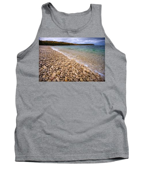 Northern Shores Tank Top by Adam Romanowicz
