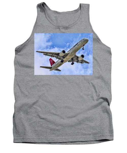 Northwest Coming In By Diana Sainz Tank Top