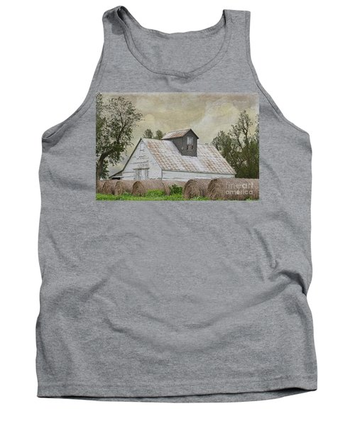 Tank Top featuring the photograph Nortonville Kansas by Liane Wright