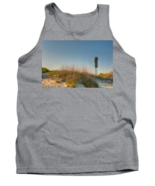 Not A Cloud In The Sky Tank Top