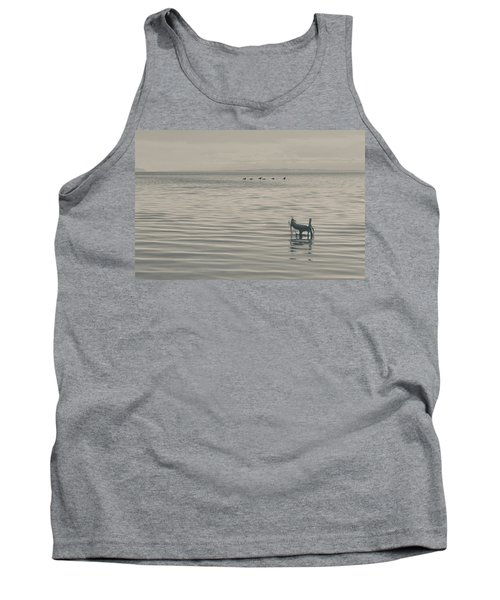 Not All Endings Are Happy Tank Top