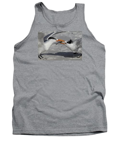 Nothing Says I Love You Like A Fish Tank Top by Meg Rousher