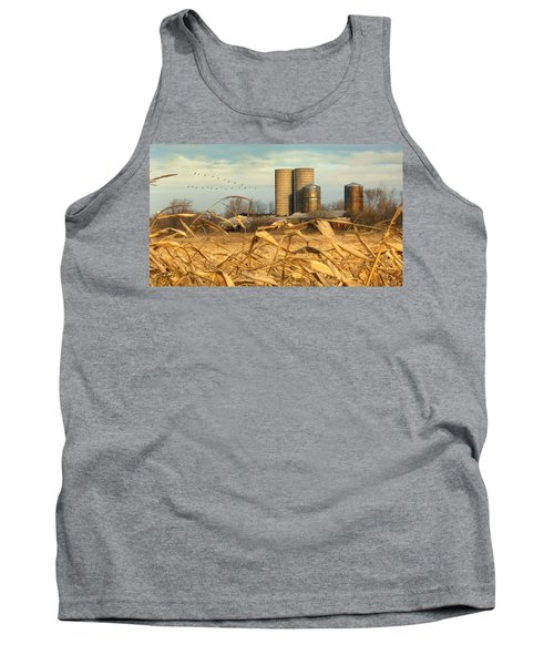 November Winds Tank Top