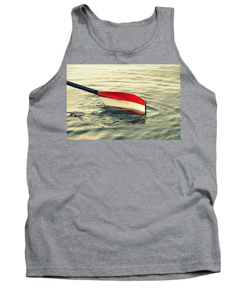 Oar Tank Top by Chevy Fleet